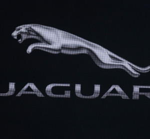 The Jaguar corporate logo is displayed at the 91st edition of the European Motor Show at the Brussels Expo on Jan. 10, 2013, in Brussels, Belgium. (Mark Renders/Getty Images?Thinkstock file)