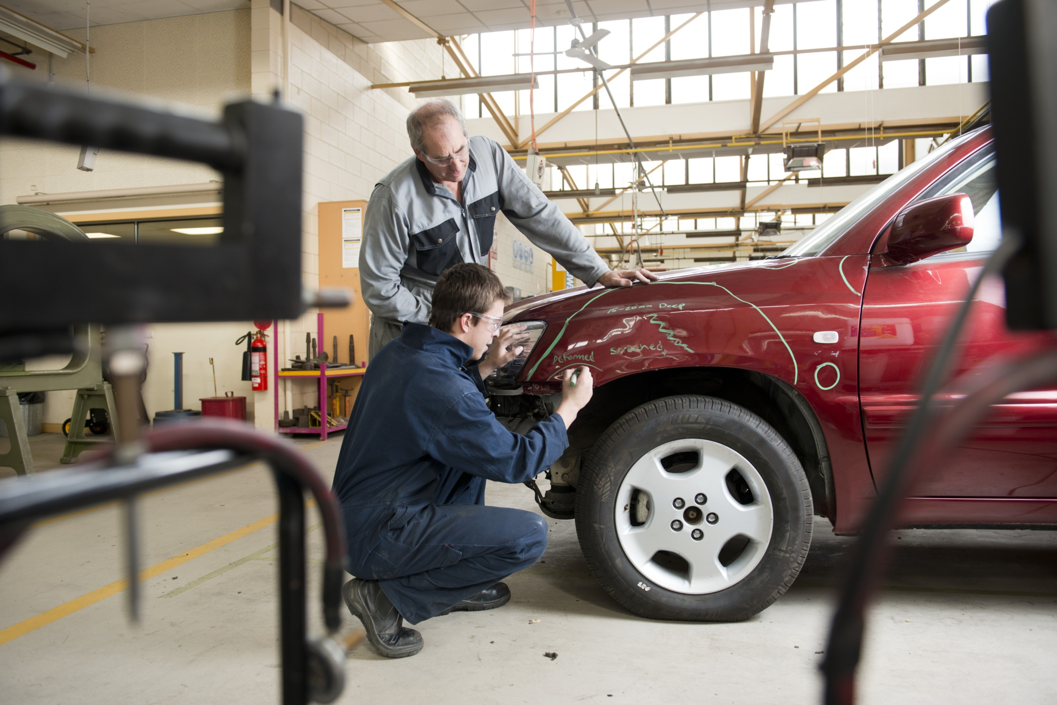 4 things to consider while insuring your auto body shop | Repairer ...