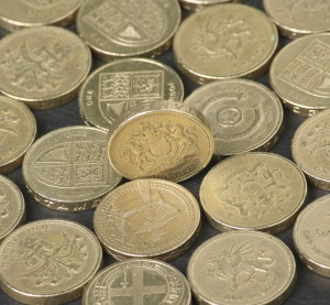 British pounds. (Thinglass/iStock/Thinkstock)