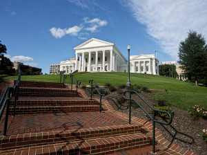 The Virginia Capitol is shown. (mj0007/iStock/Thinkstock)