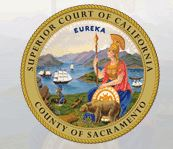 The Sacramento Superior Court logo. (Sacramento Superior Court)