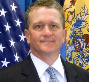 New Jersey acting Attorney General John Hoffman.