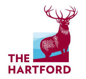 The Hartford logo. (Provided by the Hartford)