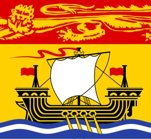 New Brunswick flag (Nemo via Pixabay)