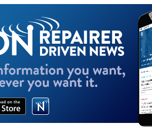 The news that matters to your collision business, now in the palm of your hand!