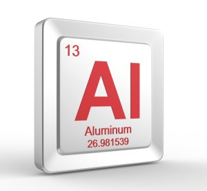 Aluminum is No. 13 on the periodic table. (Hreni/iStock/Thinkstock)