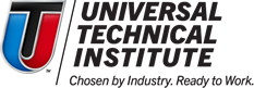 The Universal Technical Institute logo. (Provided by Universal Technical Institute)