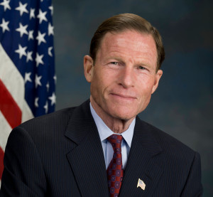 U.S. Sen. Richard Blumenthal, D-Conn., has asked the U.S. Attorney General's Office to investigate auto insurers. (Provided by U.S. Sen. Richard Blumenthal's Office)