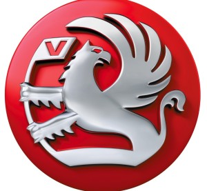 Vauxhall logo. (Provided by General Motors)