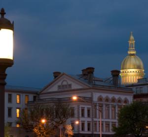 The New Jersey Capitol is shown. (Natalia Bratslavsky/iStock/Thinkstock)