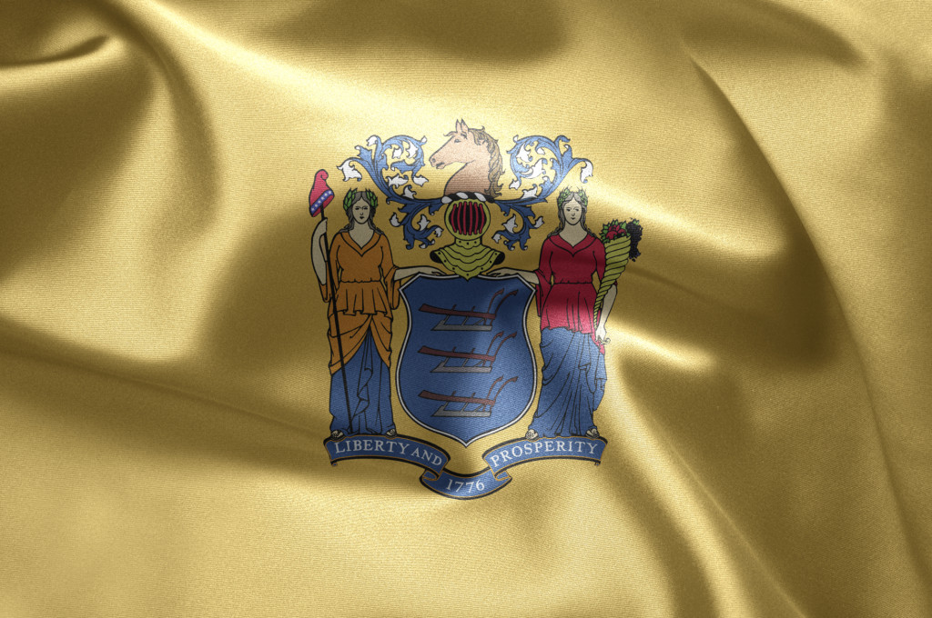 New Jersey flag (Ruskpp/iStock/Thinkstock)