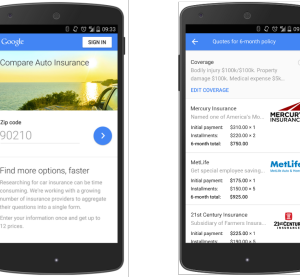 "In a post on the Google ""Inside AdWords"" blog Thursday, AdWords Vice President Jerry Dischler said that Google Compare would be available in California. (Provided by Google)"