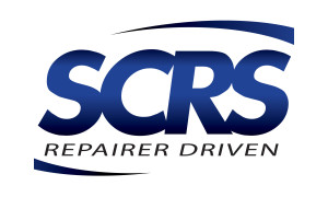 The Society of Collision Repair Specialists' logo. (Provided by SCRS)