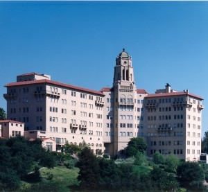 The Pasadena, Calif., Ninth Circuit Courthouse is shown. (Center for Historic Buildings, General Services Administration; provided by Federal Judicial Center)