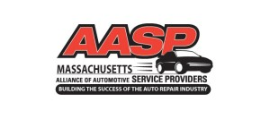 The Alliance of Automotive Service Providers of Massachusetts logo. (Provided by AASP-MA)