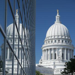 The Wisconsin Capitol is shown. (gcgebel/iStock/Thinkstock)