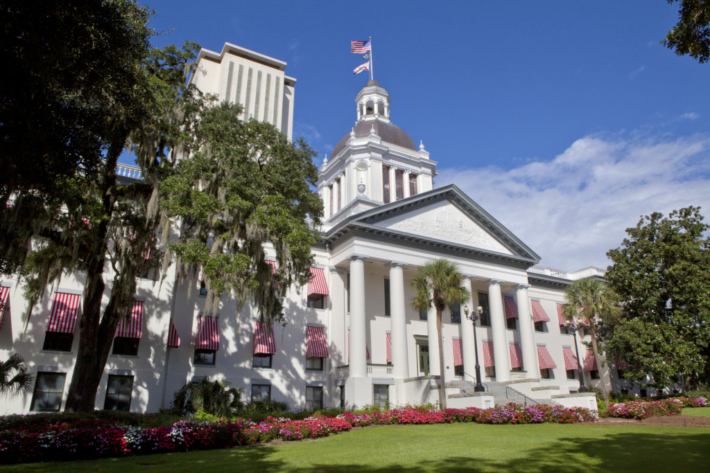 The Florida Capitol. (Aneese/iStock/Thinkstock)