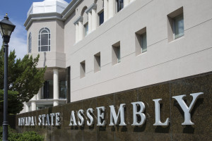 The Nevada Assembly building is shown. (James Pintar/iStock/Thinkstock)