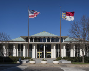 The North Carolina Legislative Building is seen Dec. 11, 2014. (gnagel/iStock Editorial/Thinkstock file)