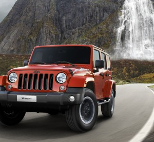The 2015 Jeep Wrangler X edition is shown. (Provided by Jeep)