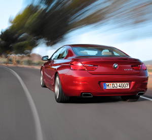 A 2012 BMW 6 Series Coupe is shown in this publicity photo from BMW. (Provided by BMW)