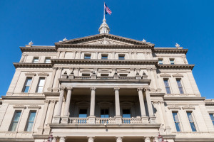 The Michigan Capitol. (PrasannaS/iStock/Thinkstock)