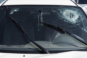 Some windshield replacements require recalibration of advanced driver assistance systems. (liorpt/iStock/Thinkstock)
