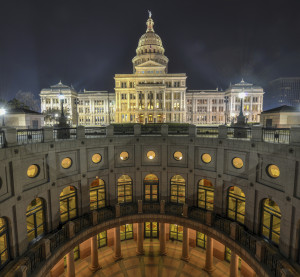 The Texas State Capitol Building Extension is shown. (demerzel21/iStock/Thinkstock)