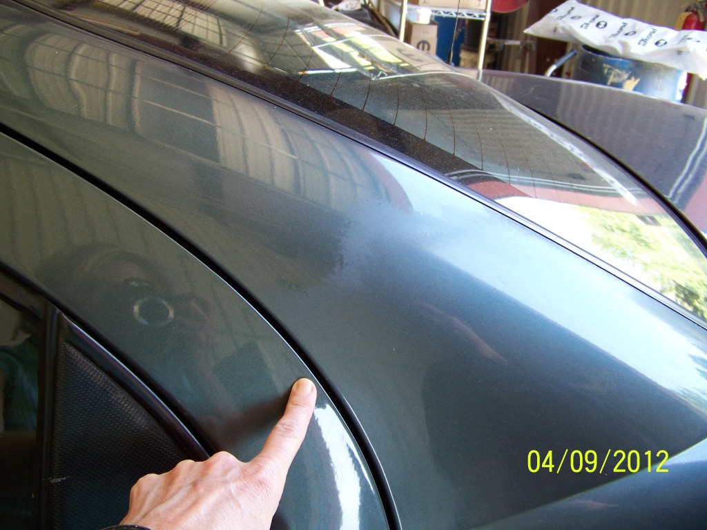 c pillar photos give auto body shops visual case against