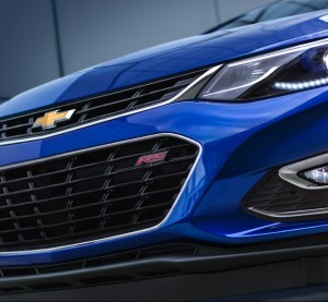 General Motors has made a splash with the 2016 Chevrolet Cruze, a second-generation edition GM says is up to 250 pounds lighter than the 2015 Cruze. (Provided by GM/© General Motors)