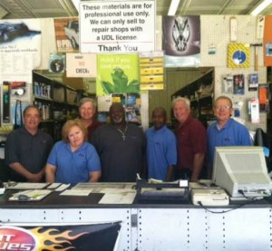 NCS announced June 6, 2015, a merger with Erkert Brothers, the staff of which is pictured above. (Provided by NCS)