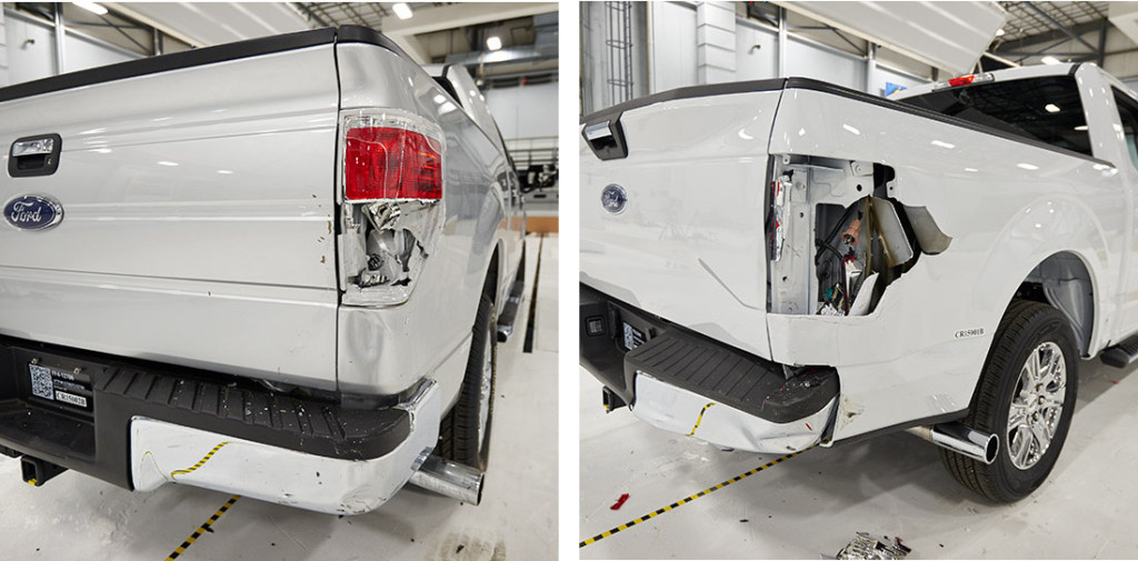 2014 Ford F150 Installing Splash Guards