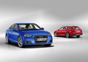 The 2017 Audi A4 and A4 Avant will weigh nearly 265 pounds less than the current A4s, thanks to a mix of aluminum, high-strength steel and even magnesium in major structures like the body and powertrain as well as bite-sized weight cuts in items like the power steering system, brake pedal and carpet. (Provided by Audi)