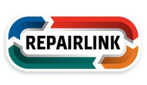 The RepairLink logo is shown. (Provided by RepairLink)