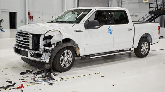 Ford disputes IIHS report on aluminum F-150 repair costs - Repairer ...