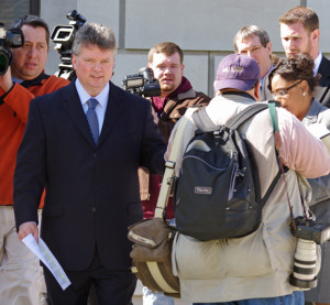 Democratic Mississippi Attorney General Jim Hood is seen in this undated photo. (Provided by Mississippi Attorney General's Office)