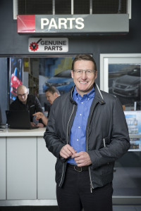 """Australian racing champion Mark Skaife has been appointed ambassador to the """"Genuine Is Best"""" new OEM parts campaign, the campaign and the Federal Chamber of Automotive Industries announced Monday. (Provided by Federal Chamber of Automotive Industries)"""