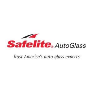 The Safelite logo is shown. (Provided by Safelite AutoGlass via PRNewsFoto)
