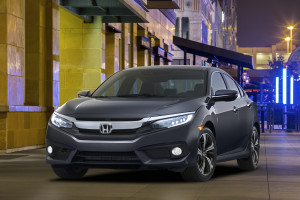 The 2016 Honda Civic, the 10th generation of one of the most popular cars in America, will be 12 percent ultra-high-strength steel -- up from just 1 percent on the 2015 Civic. (Provided by Honda)