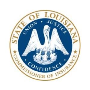 The Louisiana Insurance Department logo. (Provided by Louisiana Department of Insurance)