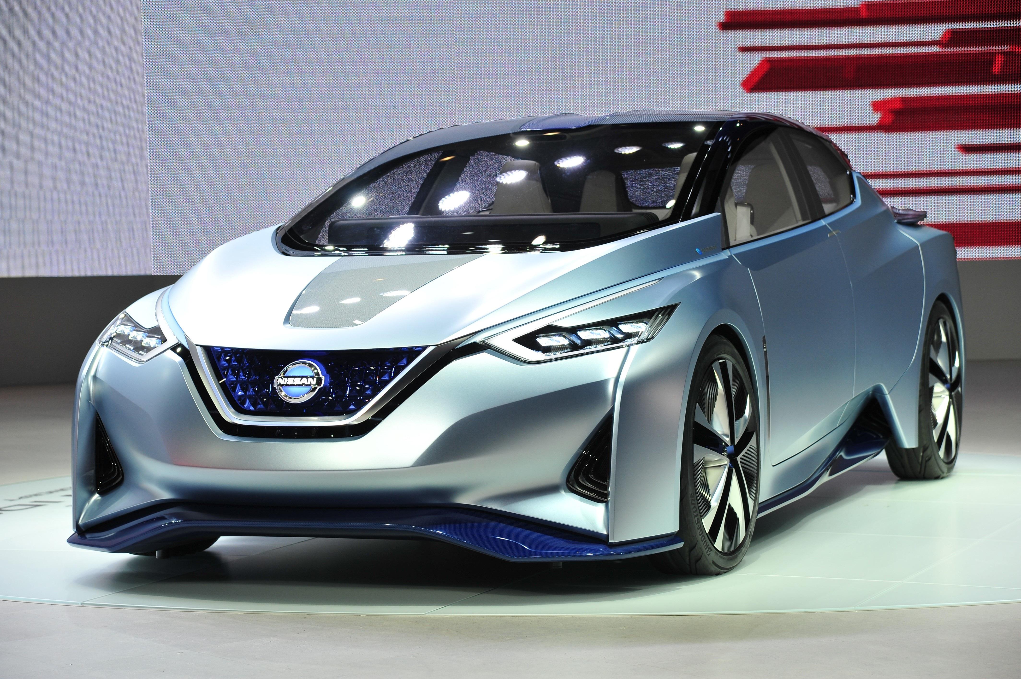 Nissan Ids Concept At Tokyo Motor Show Is Carbon Fiber Drives Itself Repairer Driven Newsrepairer News