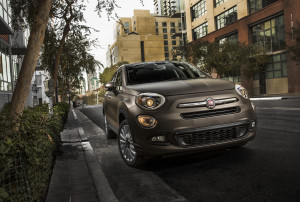 "Collision repair body, paint and detailing technicians need to take special care with the low-gloss satin paint job offered as an option on the 2016 Fiat 500X, the ""Lounge"" version of which is shown here. (Provided by FCA)"