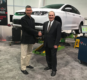 The exclusive distribution rights to Globaljig products announced Tuesday gives Chief access to luxury OEM certification programs -- and likely returns the favor. (Provided by Chief)