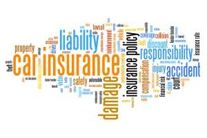 Auto insurance word cloud. (tupungato/iStock/Thinkstock)