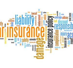 Auto insurance word cloud. (tupungato/iStock/Thinkstock)