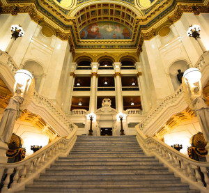 The Pennsylvania state Capitol. (MichelleMorrisonPhoto/iStock/Thinkstock)