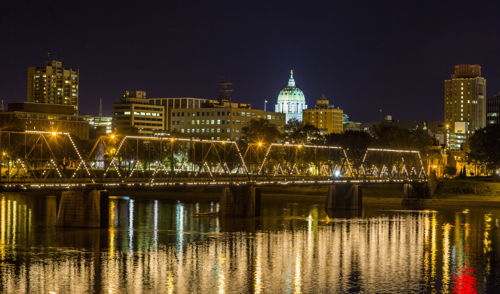 The Pennsylvania Capitol Dome can be seen in Harrisburg, Pa. (Yitao/iStock/Thinkstock)