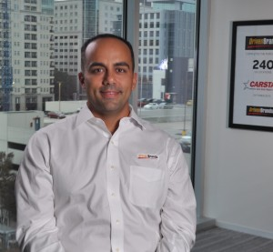 Driven Brands Paint & Collision Group President Jose Costa. (Provided by CARSTAR)