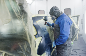 American Family is capping the paint and materials amount it'll reimburse DRP shops in at least one U.S. region at $450, DRP shop owners and insurer correspondence indicate. (RobertHoetink/iStock/Thinkstock)