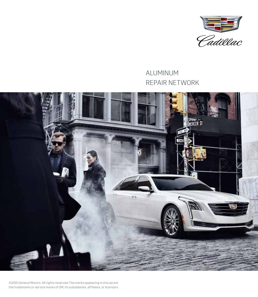 Want To Fix A Cadillac CT6? Here's What's In It For You